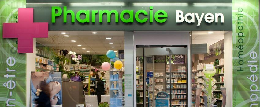 pharmacie Blandine